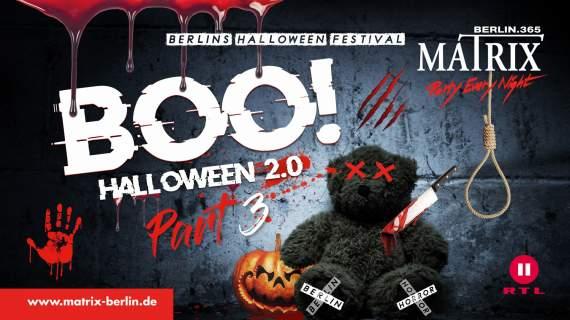 BOO! Halloween Festival - Finale