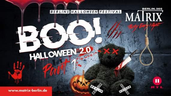 BOO! Halloween Festival - Part 1