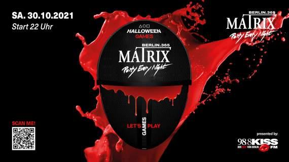 Matrix - Halloween