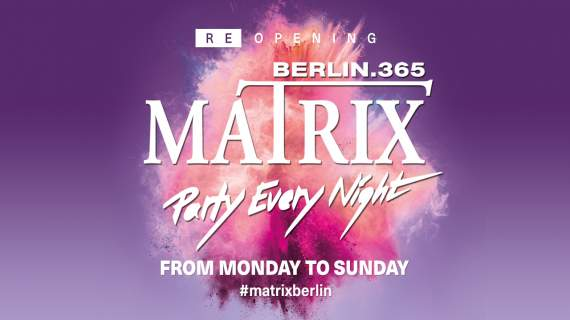 Matrix Re-Opening